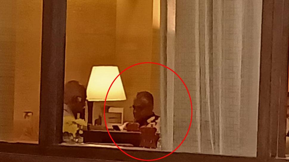 महाराष्ट्र: SC के फैसले पहले ट्राइडेंट होटल पहुंचे अजित पवार, भूपेंद्र यादव भी होटल में देखे गए