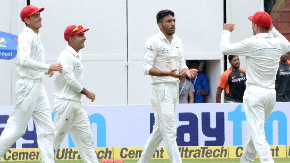 विंडीज के खिलाफ अफगान टेस्ट टीम की घोषणा, कल होगा दोनों टीमों में इकलौता मुकाबला