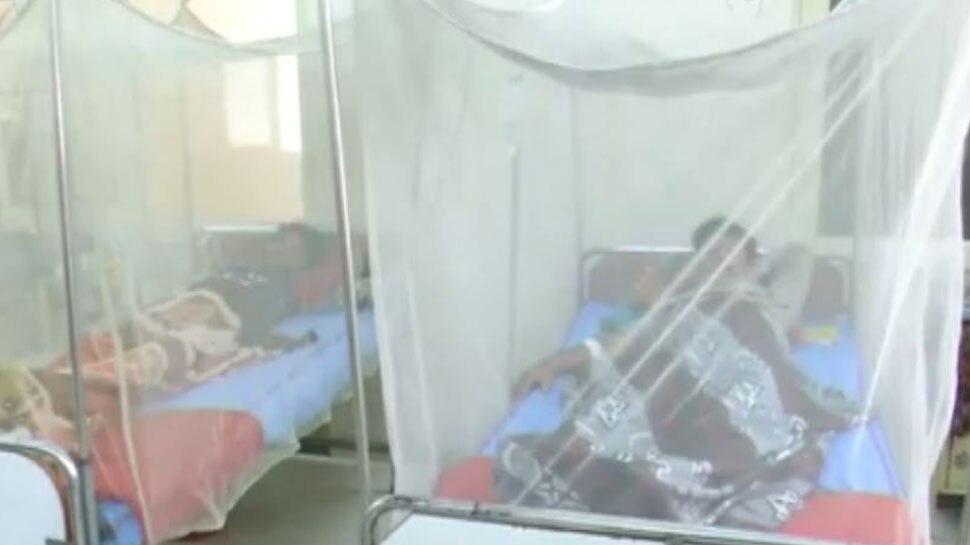 प्रयागराज में डेंगू ने मचाया कहर, योगी के मंत्री ने आंकड़ों पर खड़े किए सवाल