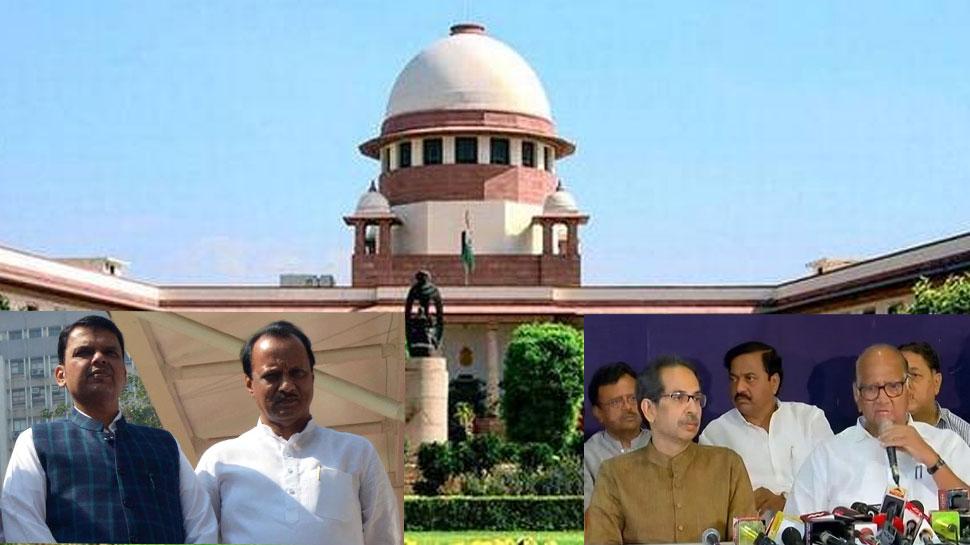 महाराष्ट्र पर सुप्रीम कोर्ट का बड़ा आदेश, फ्लोर टेस्ट का लाइव प्रसारण किया जाए | पढ़ें अहम बातें