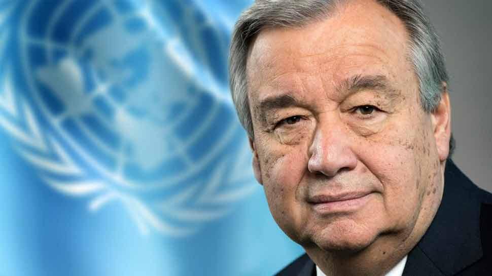 UN महासचिव एंटोनियो गुटेरेस ने महिलाओं के खिलाफ हिंसा खत्म करने का किया आग्रह