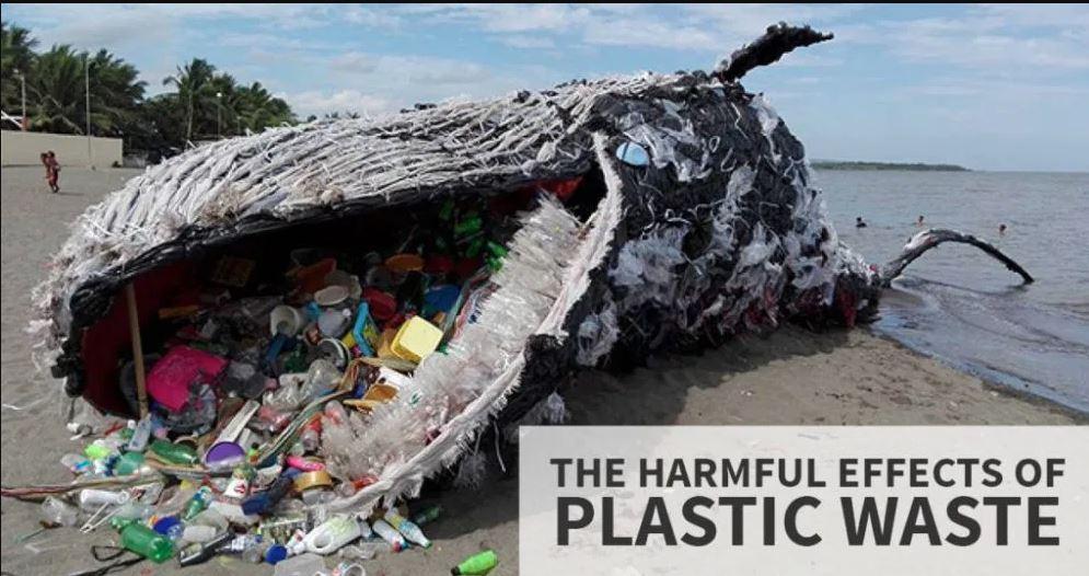 पर्यावरण संरक्षण दिवस विशेष: इतने प्लास्टिक कचरे से तो चार बार ढंक जाएगी धरती