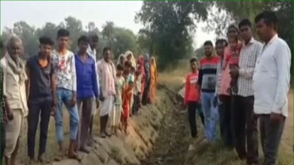 बांसवाड़ा: खेतों की सिंचाई के लिए माइनर में पानी नहीं आने से किसान परेशान