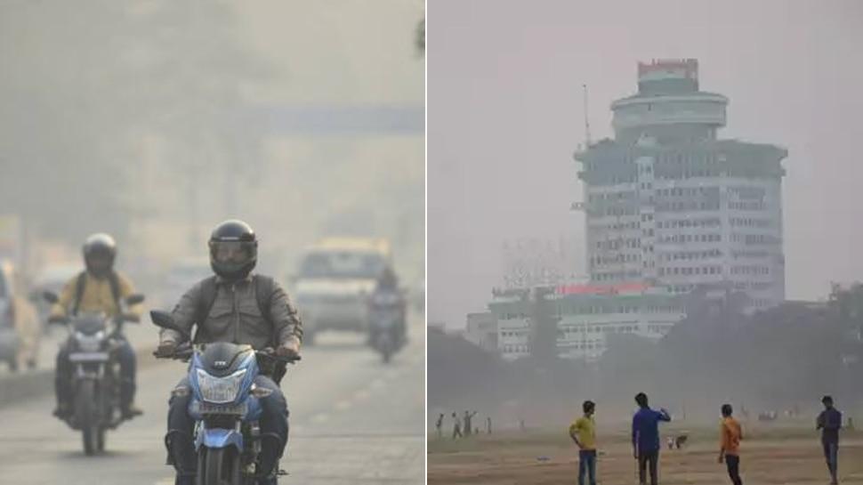 बिहार: पटना में लोग प्रदूषण से परेशान, PM 2.5 सामान्य से काफी अधिक