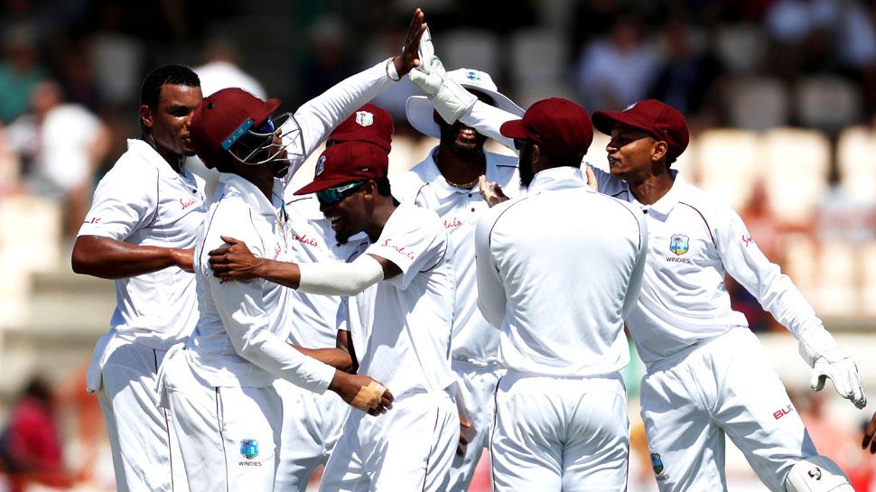 Lucknow Test: ब्रुक्स के शतक के बाद फिर चमके कॉर्नवाल, वेस्टइंडीज की जीत तय