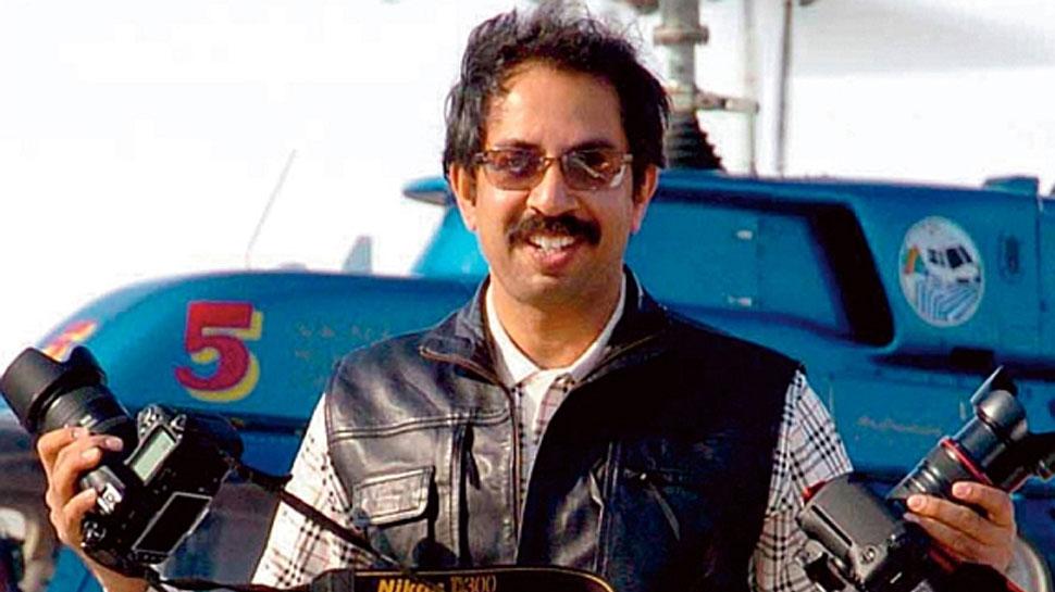 मुख्यमंत्री उद्धव ठाकरे को फोटोग्राफी से है प्यार, फुर्सत में खींचते हैं तस्वीरें