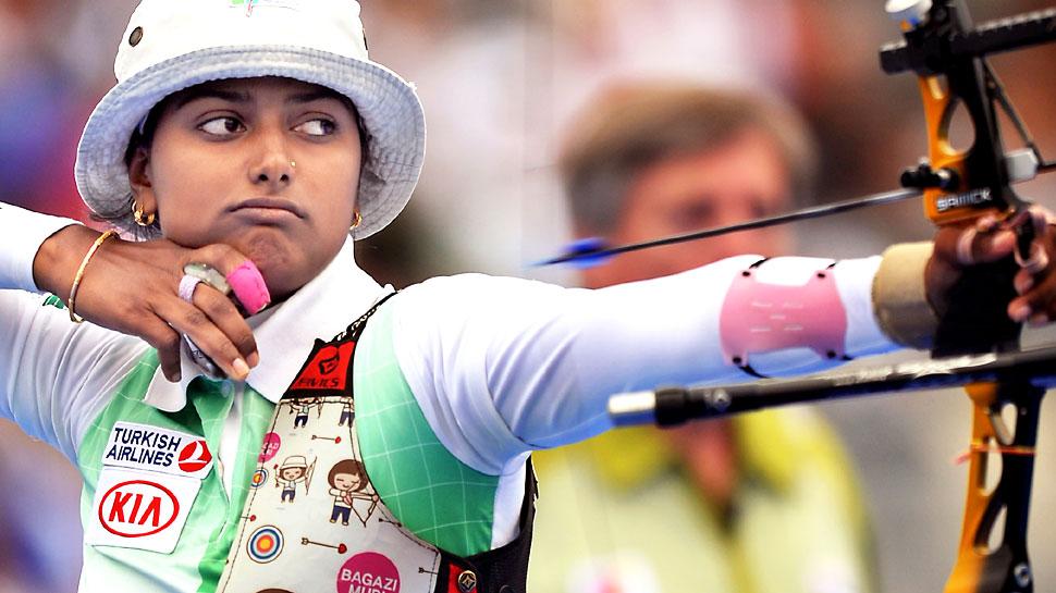 एशियन तीरंदाजी: दीपिका का गोल्ड और अंकिता का सिल्वर पर निशाना, ओलंपिक कोटा भी मिला