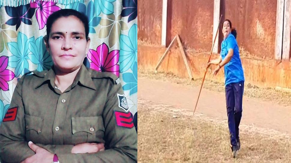 पति की मौत का दुख भी नहीं तोड़ पाया MP की इस महिला हेड कॉन्स्टेबल का हौसला, पाया ये मुकाम