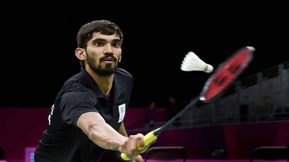 बैडमिंटन: सैयद मोदी के क्वार्टर फाइनल में हारे श्रीकांत, अब सौरभ वर्मा पर दारोमदार