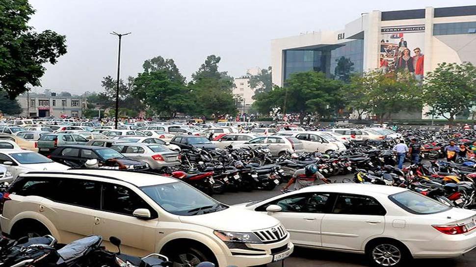 चंडीगढ़ में अब नहीं होगी पार्किंग की समस्या, निकाला जाएगा ऐसे समाधान