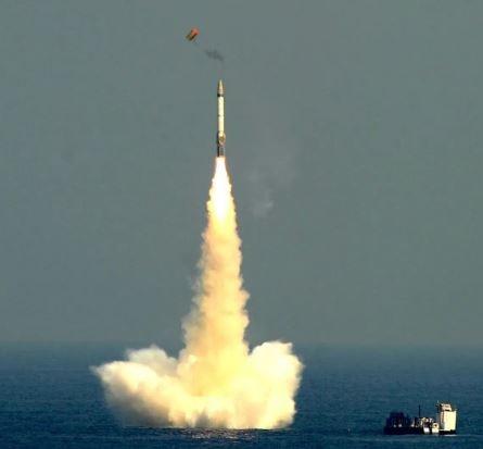 के-4 मिसाइल के परीक्षण से भारत परेखगा परमाणु हमले के जवाब की ताकत