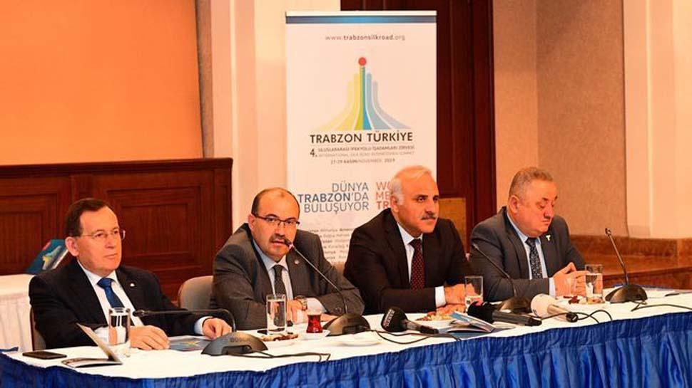 तुर्की में अंतर्राष्ट्रीय रेशम मार्ग उद्यमी शिखर सम्मेलन आयोजित, 23 देशों के 700 मेहमानों ने लिया हिस्सा