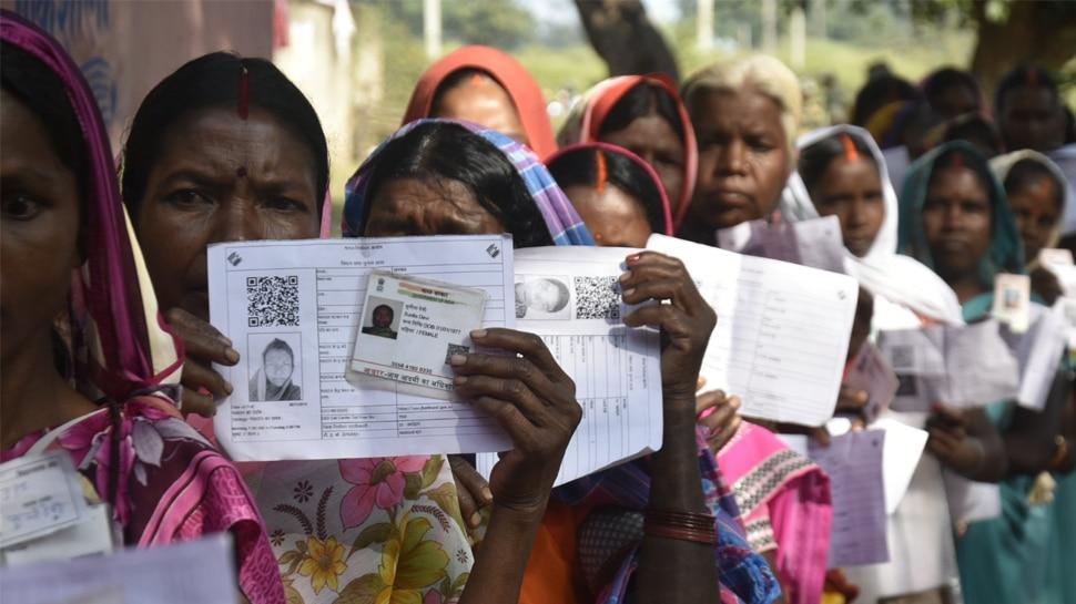 झारखंड विधानसभा चुनाव: पहले चरण में 13 सीटों पर वोटिंग खत्म, 62.87 प्रतिशत मतदान