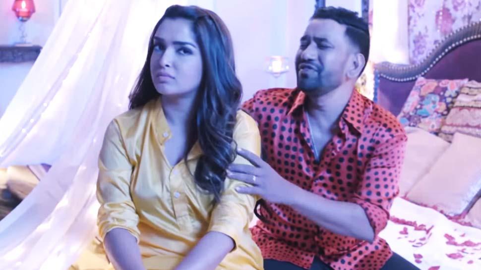 VIDEO: रिलीज होते ही छा गया निरहुआ और आम्रपाली का नया गाना 'लव दहेज'