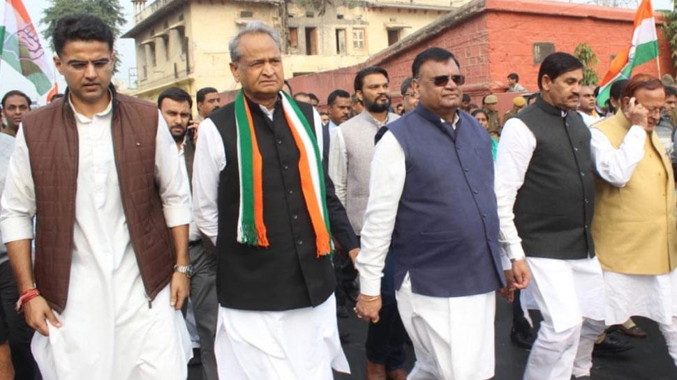 दिल्ली में ऐतिहासिक होगा कांग्रेस का केंद्र सरकार के खिलाफ आंदोलन, CM गहलोत ने संभाली कमान