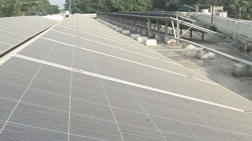 बिहार के कई संस्थानों को मिल रही सोलर एनर्जी से बिजली, बिल का खर्च हुआ आधा
