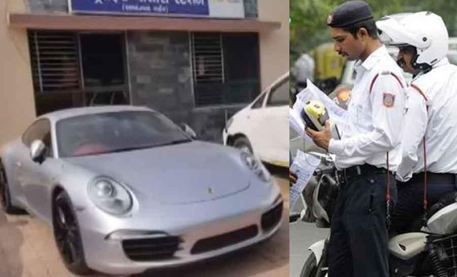 लो कट गया... भारत में अब तक का सबसे महंगा चालान, जानिए क्या है रकम