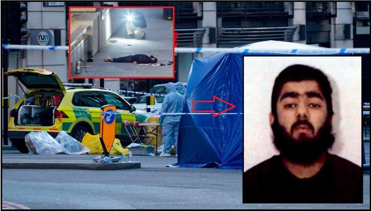 लंदन में मारे गए आतंकी उस्मान का पाकिस्तान कनेक्शन