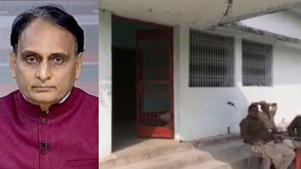 बिहार: राज्यसभा सांसद राकेश सिन्हा के घर हुई चोरी, उड़ाए 10 बोरा सोयाबीन