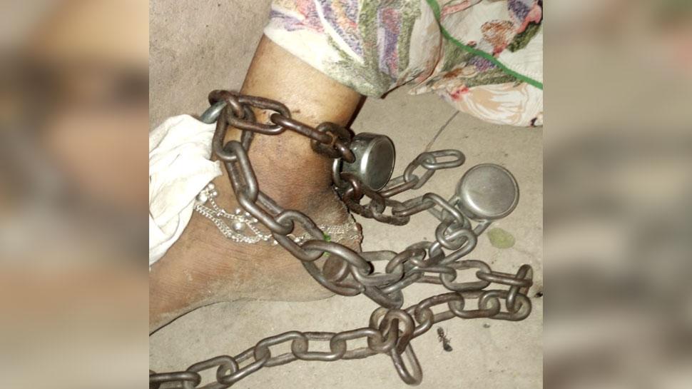 राजस्थान: मानवता हुई शर्मसार, बेटी ने पिता पर लगाया जंजीर में बांधकर दुष्कर्म करने का आरोप