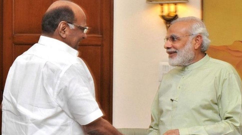 सत्ता के लिए PM मोदी का शरद पवार को 'ऑफर' सच या अफवाह?