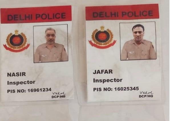 दिल्ली पुलिस ने पकड़ा ईरानी गैंग जो पुलिस बन कर लूटते थे लोगों को
