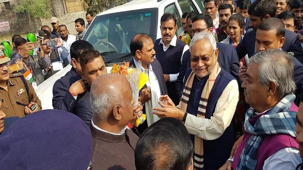 मोतिहारी: CM नीतीश बोले- हमारी सरकार ने हर तबके का किया विकास, राज्य का बढ़ा बजट