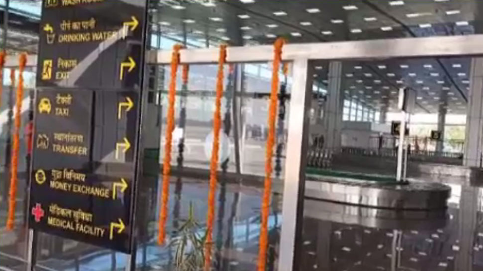 आज से यात्रियों को मिली जयपुर एयरपोर्ट पर नई सौगात, इन सुविधाओं का ले सकेंगे लाभ