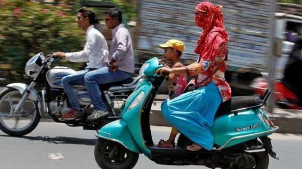 गुजरात सरकार का बड़ा फैसला, शहर के अंदर हेलमेट पहनना नहीं होगा अनिवार्य
