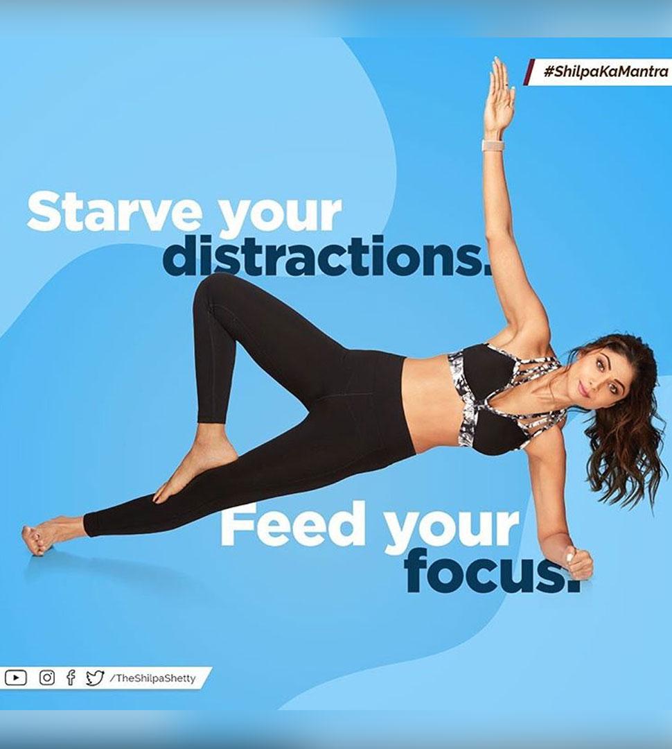 Shilpa Shetty's fitness app wins in 2019 Google Play Awards