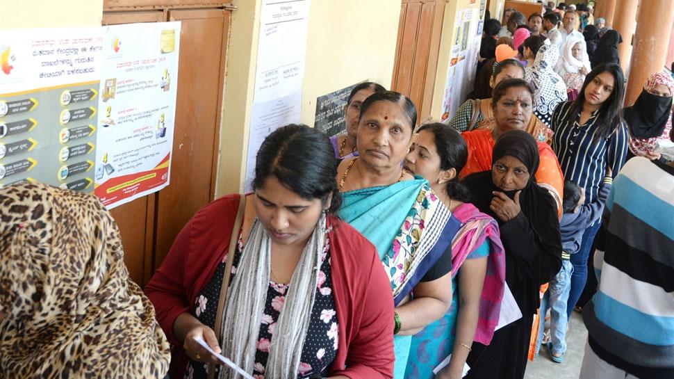कर्नाटक उपचुनाव: 15 सीटों पर बंपर वोटिंग, BJP को हर हाल में जीतनी होंगी इतनी सीटें
