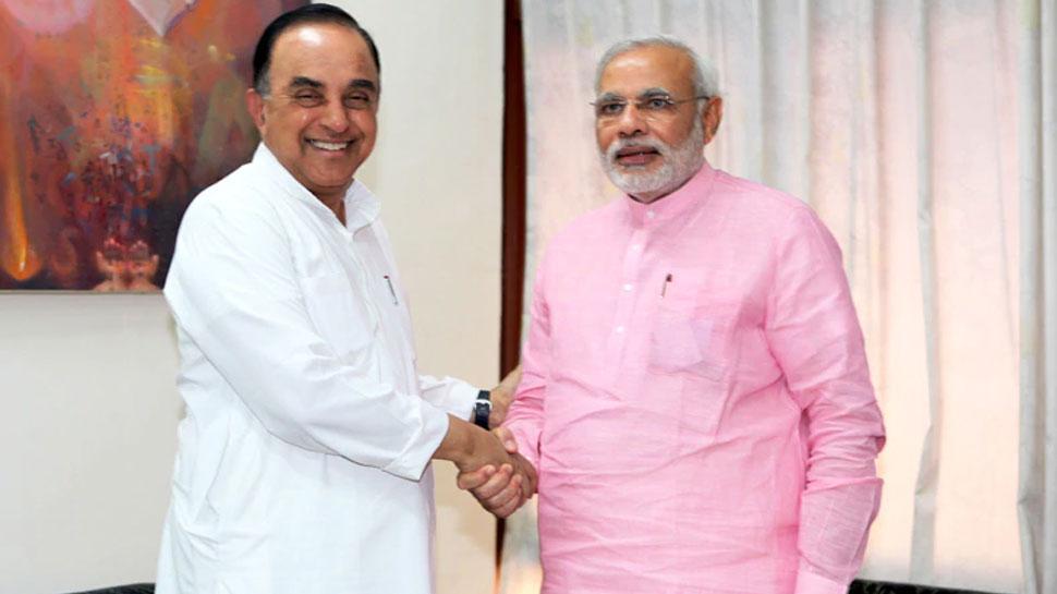 सुब्रमण्यम स्वामी ने किया अलर्ट, PM मोदी के खिलाफ हो रही है बड़ी साजिश!