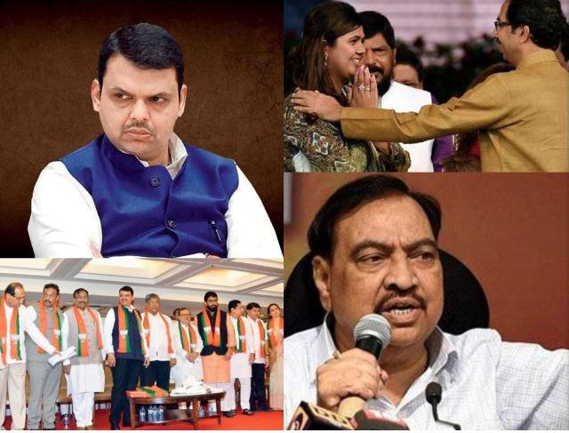 महाराष्ट्र में भाजपा की डूबती कश्ती से क्यों उड़ते जा रहे हैं विधायक ?