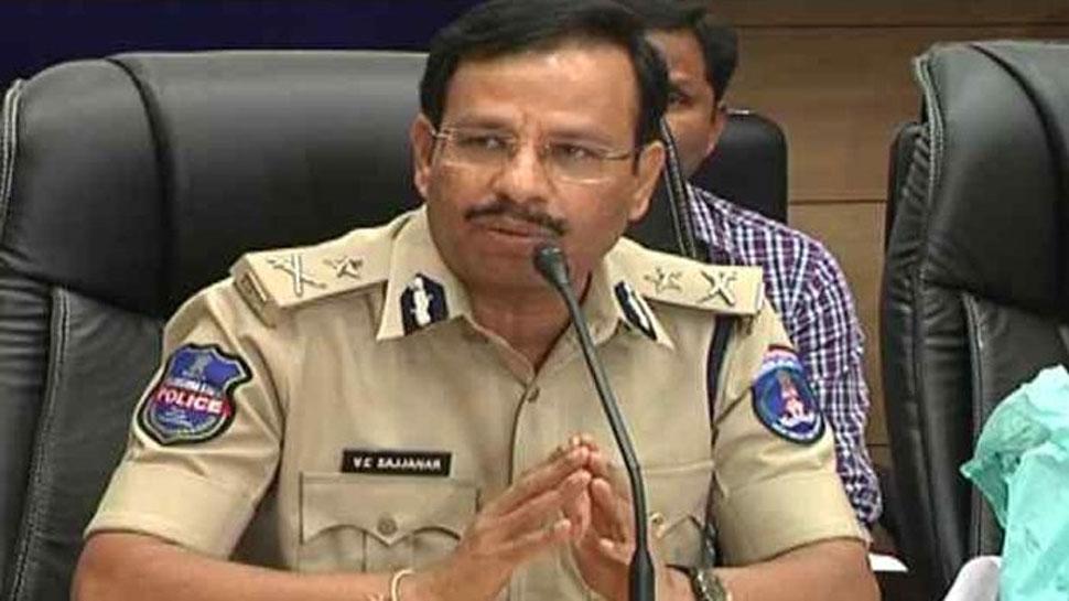 EXCLUSIVE : एनकाउंटर में 2 पुलिसवाले भी घायल हुए- साइबराबाद पुलिस कमिश्नर