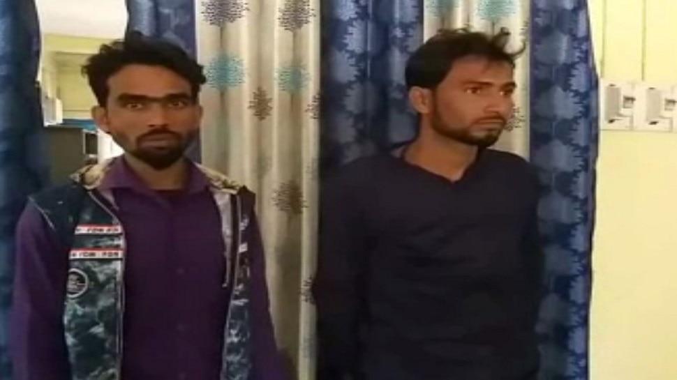 जामताड़ा: पुलिस के हत्थे चढ़े 2 साइबर अपराधी, बैंक अधिकारी बनकर लगाते थे चूना