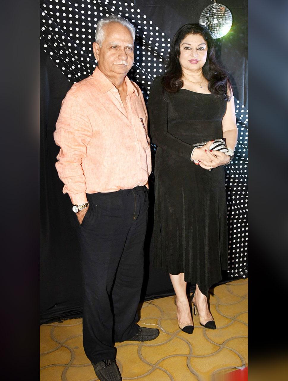 Isha Koppikar and Timmy Narang are celebrating their 10th Wedding Anniversary