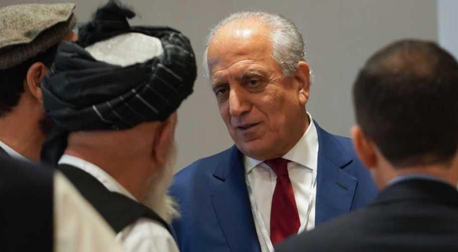 खलीलजाद पहुंचे दोहा, जल्द शुरू होगी अमेरिका-तालिबान के बीच बातचीत