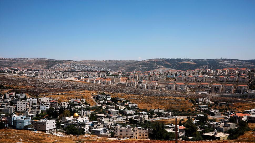 फिलिस्तीन ने इजरायली बस्तियों के खिलाफ अमेरिकी प्रस्ताव का किया समर्थन