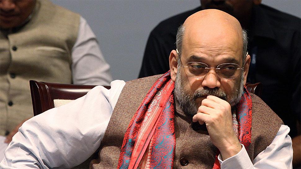 दिल्ली आग: गृहमंत्री अमित शाह ने जताया हादसे पर दुख, अधिकारियों को दिए हरसंभव मदद के निर्देश