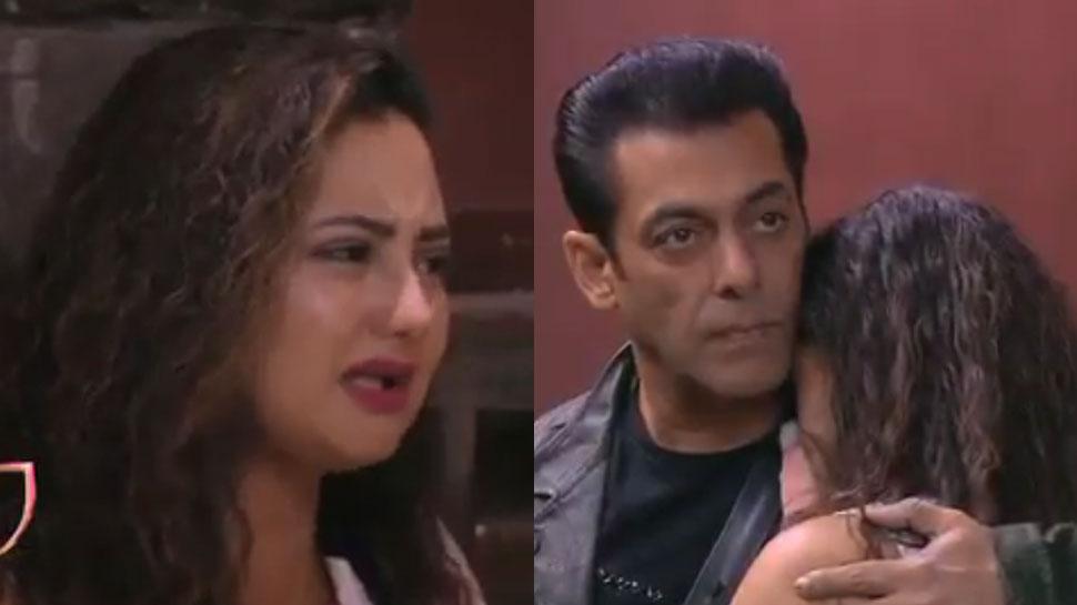 Bigg Boss 13: अरहान का सच्चाई सुनते ही फूट फूट कर रो पड़ीं रश्मि, सलमान ने लगाया गले