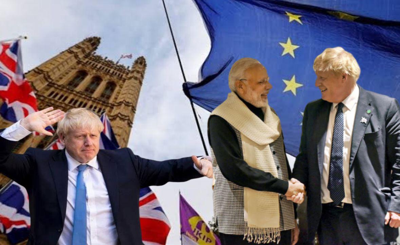 ब्रिटेन के चुनावी रण में मोदी-मोदी की गूंज!