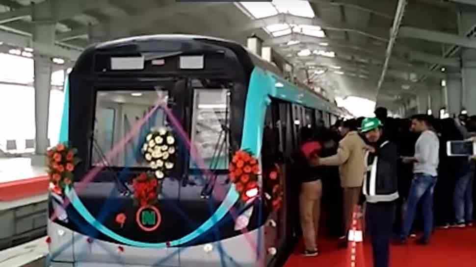 ग्रेटर नोएडा वेस्ट के लिए बड़ी खुशखबरी, जनवरी में शुरू हो जाएगा मेट्रो विस्तार का काम