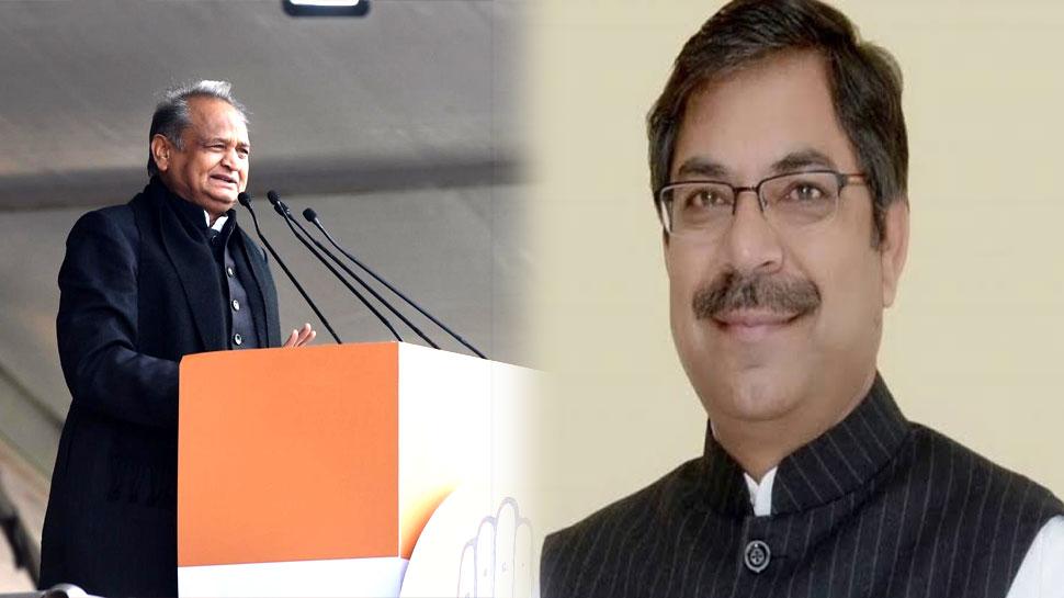 राजस्थान: बीजेपी प्रदेशाध्यक्ष पूनिया ने की CM अशोक गहलोत की तारीफ लेकिन तुरंत ही...