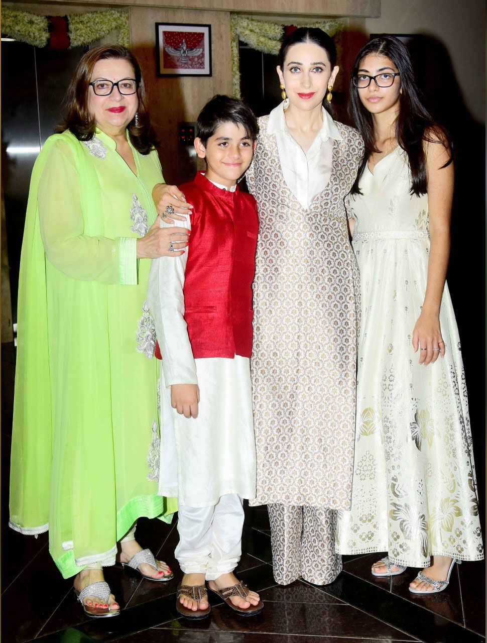 Kareena Kapoor Brother Armaan Jain Roka Ceremony Photos