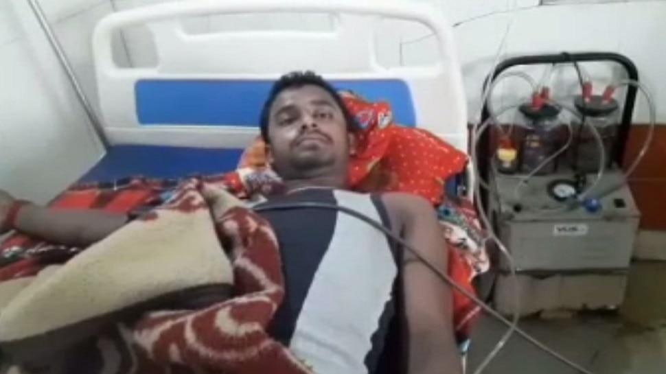 समस्तीपुर: नहीं थम रहा हर्ष फायरिंग का मामला, बाल-बाल बची युवक की जान