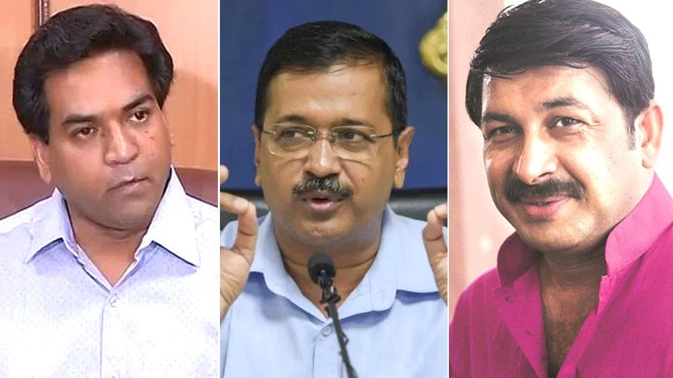 नागरिकता कानून: दिल्ली की हिंसा पर राजनीति शुरू, एक-दूसरे पर हमलावर हुए BJP और AAP