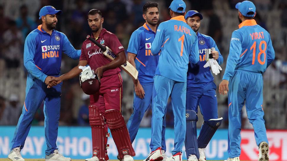 IND vs WI: टीम इंडिया की चेन्नई वनडे में हार के 5 कारण