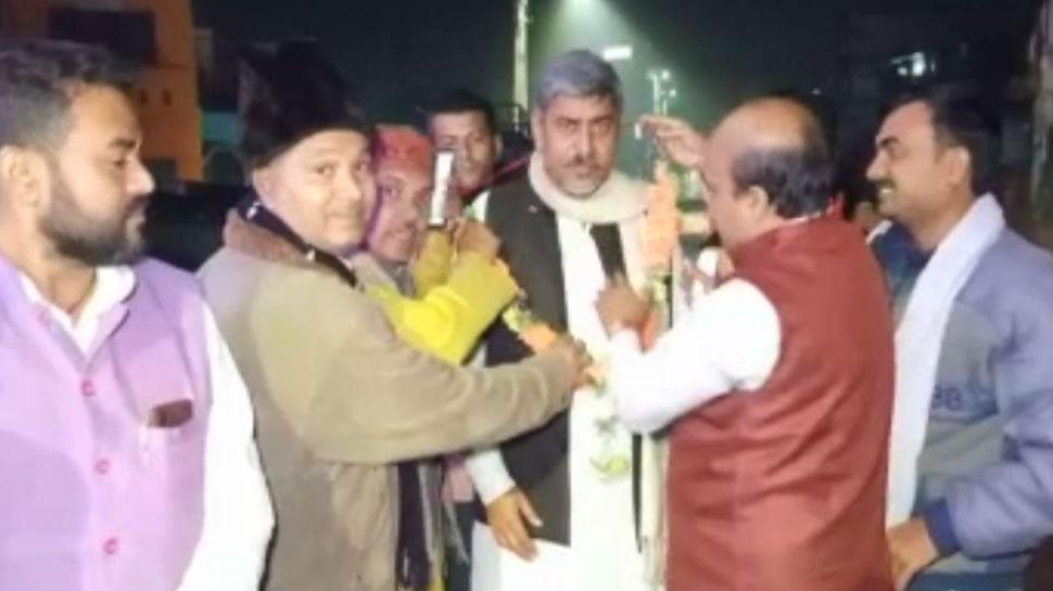 बिहार: नालंदा में राम प्रसाद सिंह को मिली BJP जिलाध्यक्ष की कमान, दूसरी बार बने अध्यक्ष