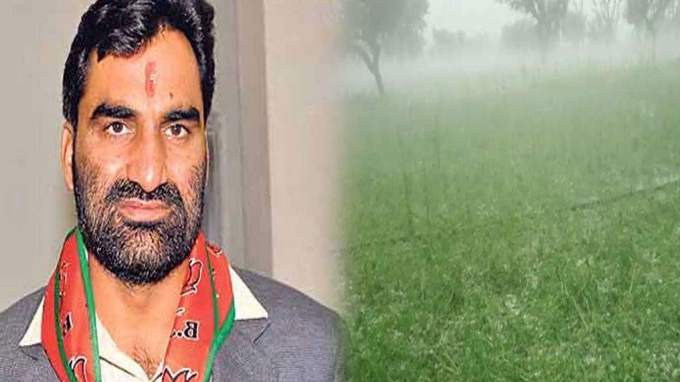 राजस्थान में फसलों के भारी नुकसान को लेकर हनुमान बेनीवाल ने की सरकार से यह मांग...