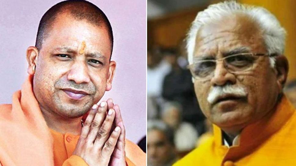 CM योगी और CM खट्टर की हत्या की धमकी वाले मैसेज भेजने का आरोपी गिरफ्तार